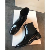 2018 Dior Women Fashion short boots