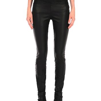 Blank NYC Spray On Vegan Leather Legging - Twerk