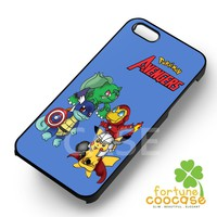 Pokemon The Avengers -rdh for iPhone 6s case