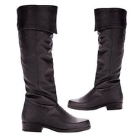 Adults' Zola Costume Boots - Black