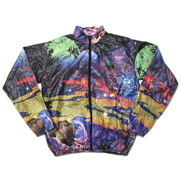 Major Lazer: Free The Universe Tyvek Jacket | TurntableLab.com