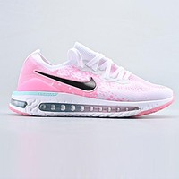 Nike Fashionable Women Casual Air Cushion Sport Breathable Running Shoes Sneakers