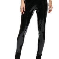 Commando Patent Leather Legging