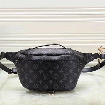 Louis Vuitton Women Leather Purse Waist Bag Single-Shoulder Bag Crossbody