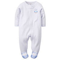 Cotton Zip-Up Sleeper