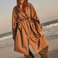 BDG Shapeless Trench Coat | Urban Outfitters
