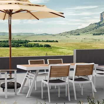 York Outdoor Dining Set