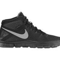 Nike Free Trainer 3.0 Mid Shield Men's Training Shoes - Black