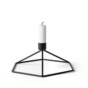pov candle holder / table