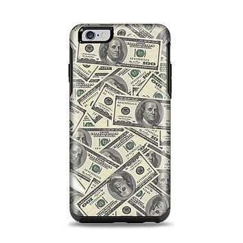 The Hundred Dollar Bill Apple iPhone 6 Plus Otterbox Symmetry Case Skin Set
