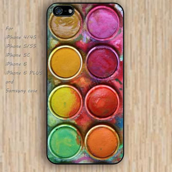 iPhone 5s 6 case watercolor box flowers dream catcher colorful phone case iphone case,ipod case,samsung galaxy case available plastic rubber case waterproof B631