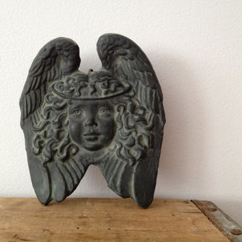Angel Wall Hanging - Hen-Feathers & Co
