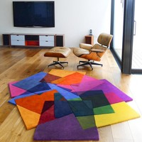 After Matisse Rug by Sonya Winner