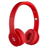 Beats Solo® HD Drenched in Red