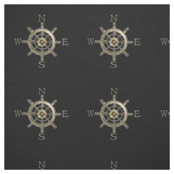 West Coast Compass Fabric