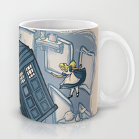 Falling Mug by Karen Hallion Illustrations