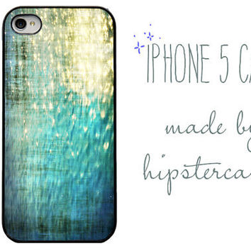 iphone case  Ocean Shimmer  iPhone 5 case Summer by HipsterCases