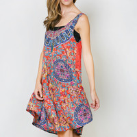 Life in the Tropics Day Dress