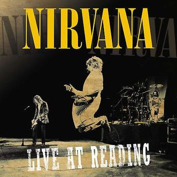 Nirvana - Live At Reading 2x LP Vinyl NEW