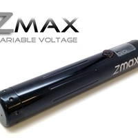 ZMax Variable Volt APV Black has a sealed 510 connector from 3 Volts to 6 Volts Variable Voltage of 510 atomizers and cartomizers.Variable Voltage.Choose Voltage Battery Lasts Over Day.