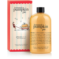 Homemade Pumpkin Pie Shower Gel