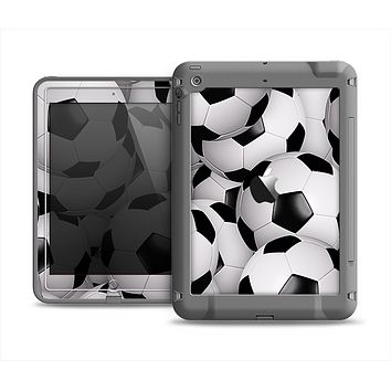 The Soccer Ball Overlay Apple iPad Air LifeProof Fre Case Skin Set