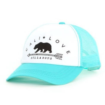 Billabong - Cali Love Trucker Hat | Honey Do