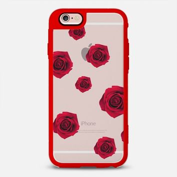 Red Rose iPhone 6s Plus case by DuckyB   Casetify