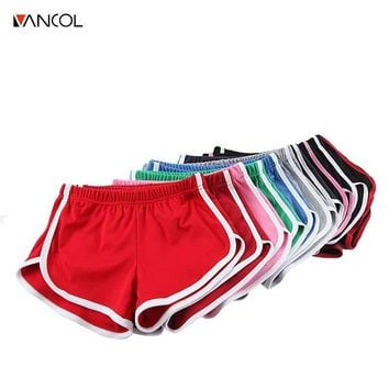 Short Shorts Women's Retro