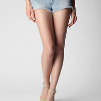 Joey Low Rise Denim Cut Off Womens Short - Shorts | True Religion Brand Jeans