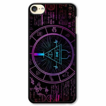 Bill Cipher Galaxy iPod Touch 6 Case