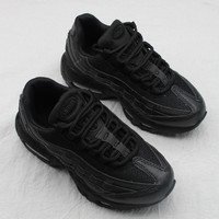 Nike Air Max 95 Child Shoes Black Toddler Kid Shoes - Best Deal Online
