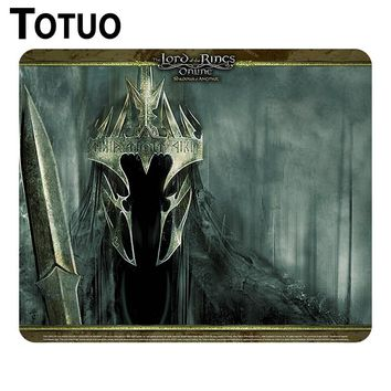 Hot Sale Sauron The Lord of the Rings Anti-slip Gaming Mouse Pad Notebook Computer Mouse Pad Anime Mouse Pad