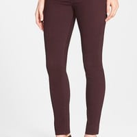 Women's Lucky Brand 'Brooke' Colored Stretch Skinny Jeans ,