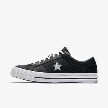 the converse one star premium suede low top unisex shoe