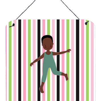 Dancer Bikatard African American Wall or Door Hanging Prints BB5184DS66