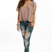 French Braided Top $29 (on sale from $42)