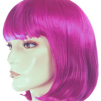 China Doll Md Bn Gy 44 Women's girls wig Halloween