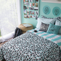 Jungle Blues Bed in a Bag Set - Aeropostale