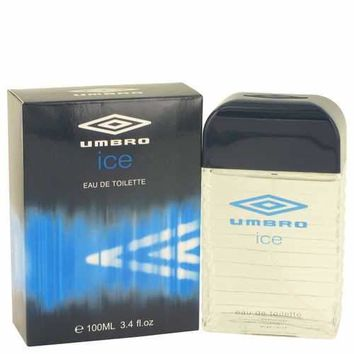 Umbro Ice by Umbro Gift Set -- Umbro Mini Collection includes Ice Energy Power and Action each are 1 oz (Men)