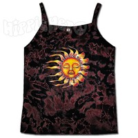 Sleeping Sun Tie Dye Tank Top @ HippieHero.com