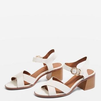 Block Heel Sandals | Topshop