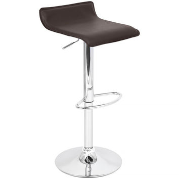 Brown Ale Hydraulic Barstool | Overstock.com Shopping - The Best Deals on Bar Stools