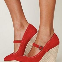 Dolce Vita Mary Jane Espadrille at Free People Clothing Boutique