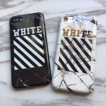 offwhite iphone 7 case
