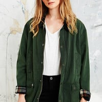 BDG Hunting Jacket in Green - Urban Outfitters