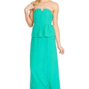 Mint Whisper Dress L