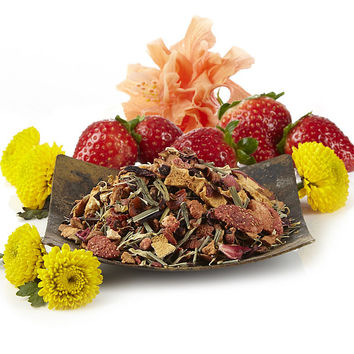 Winterberry Green Tea Blend at Teavana | Teavana