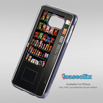 vending machine snack For Smartphone Case