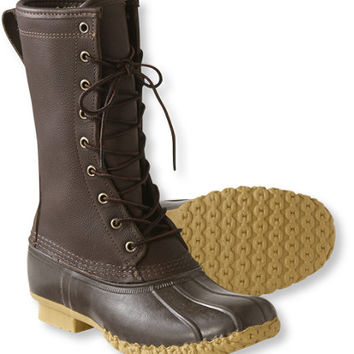 Women's Maine Hunting Shoes, 10 and quot; Gore-Tex/Thinsulate | Free Shipping at L.L.Bean